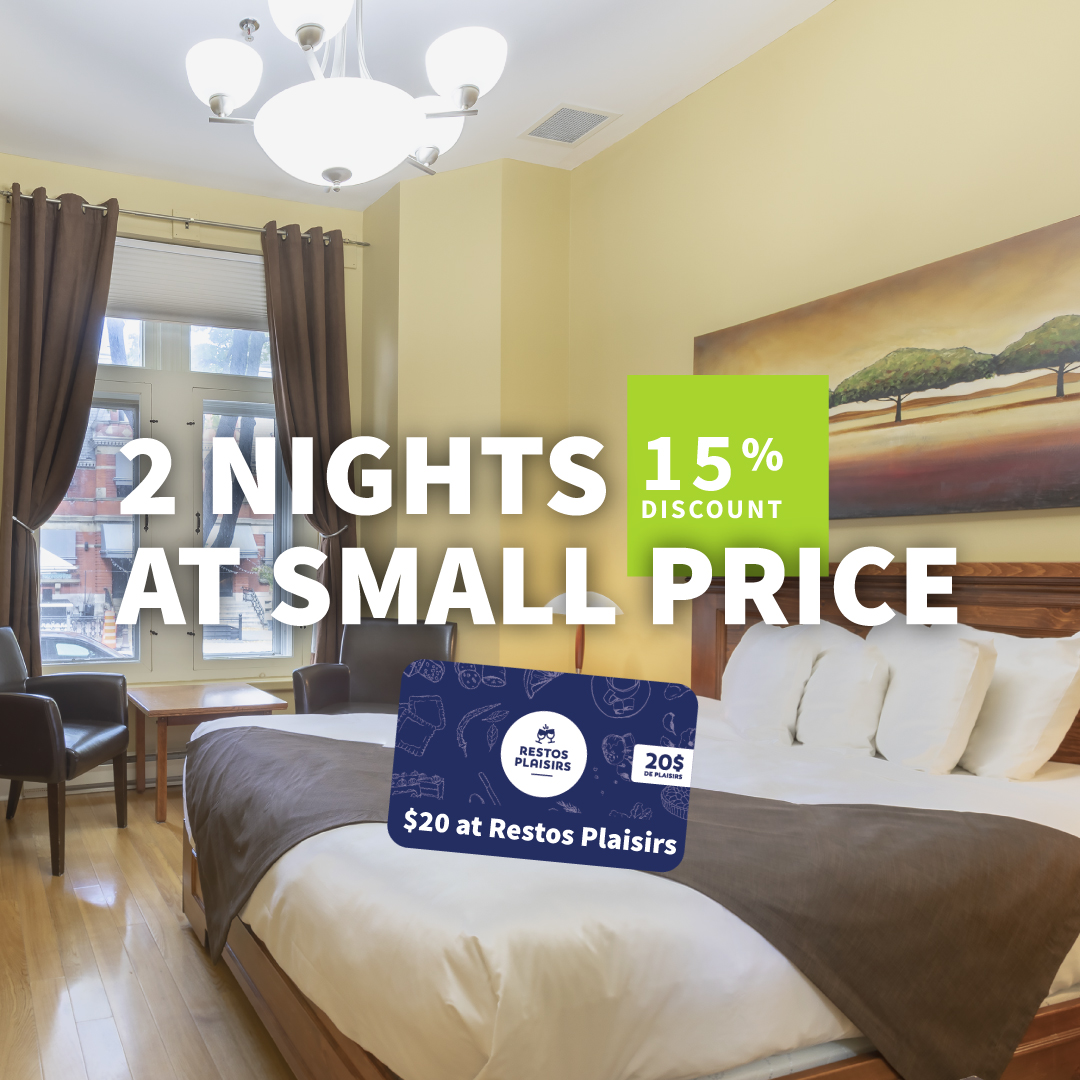 Two Nights at a Small Price